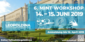 6. MINT-Workshop in Halle